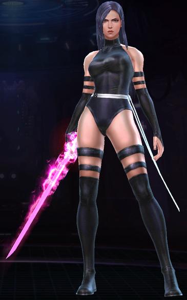Psylocke (X-Force)