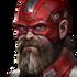 Red Guardian Uniform I-0