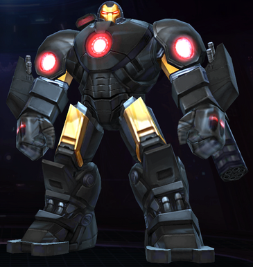 Hulkbuster (Iron Man Mark 43 -Heavy Duty Armor-)