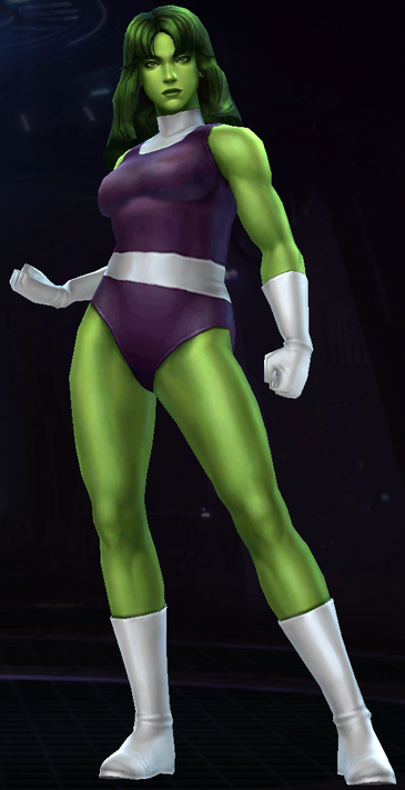 She-Hulk (Secret Wars A-Force)
