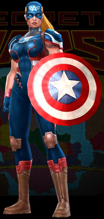 Captain America (Secret Wars 2099)
