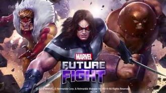 MARVEL Future Fight X-Force Update!
