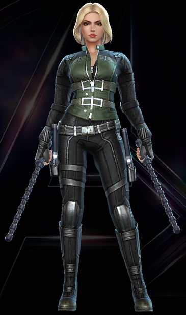 Black Widow (Marvel's Avengers Infinity War)