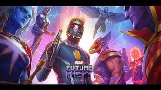 May Update Guardians of the Galaxy Update!