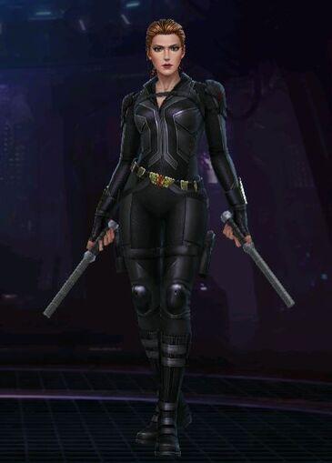 Black Widow (Marvel's Black Widow)