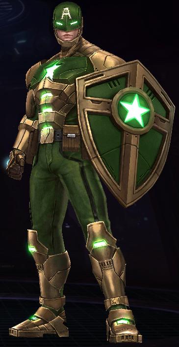 Captain America (Hydra Supreme)