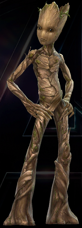 Groot (Marvel's Avengers Infinity War)