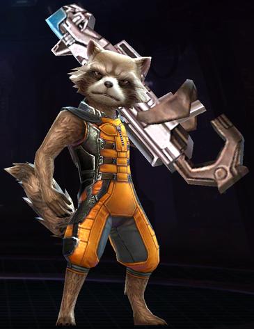 Rocket Raccoon (Guardians of the Galaxy)
