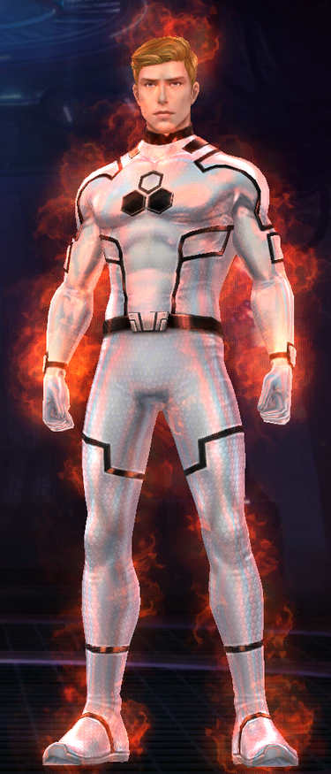 Human Torch (Future Foundation)