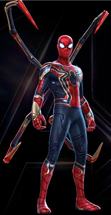 Spider-Man (Marvel's Avengers Infinity War)