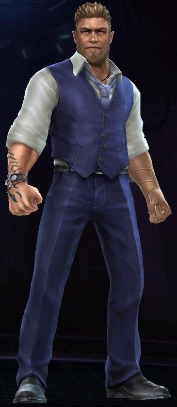 Ulysses Klaue (Marvel's Black Panther)