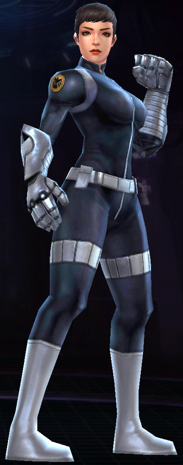 Daisy Johnson (Quake -Modern-)