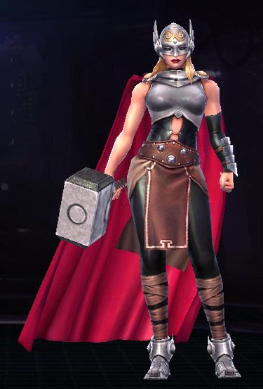 Thor Jane Foster VU
