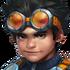 Kid Kaiju Uniform I-0