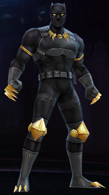 Black Panther (Modern)