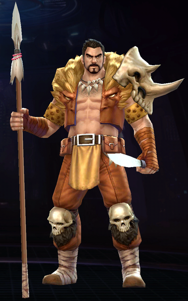 Kraven the Hunter (Modern)