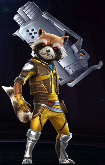 Rocket Raccoon (All-New, All-Different)