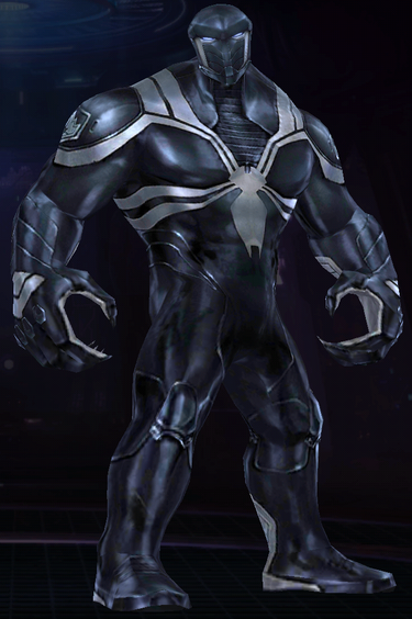 Agent Venom (All-New, All-Different)