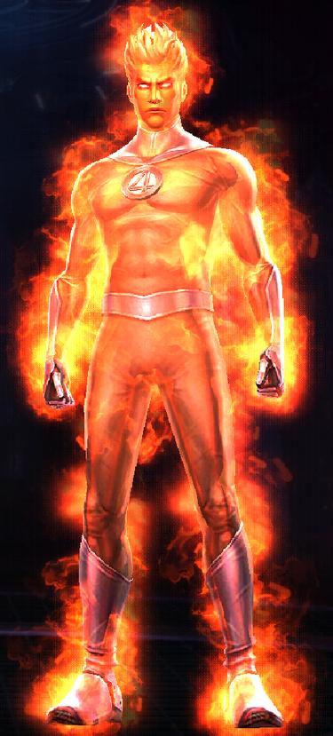 Human Torch (Modern)