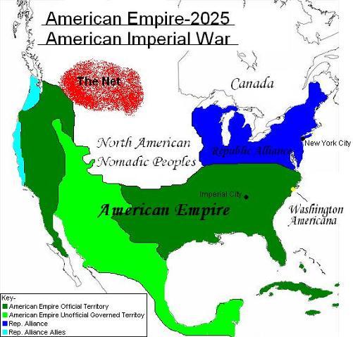 Image - American Empire 2025.jpg | Future | FANDOM powered by Wikia