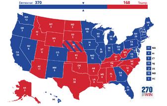 Obama vs Trump 2020