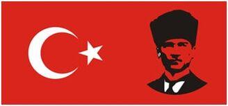 TurkeyAtaturkFlag