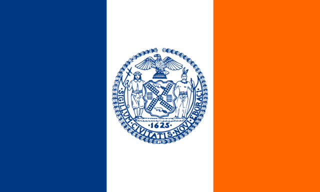 File:New York City Flag.png