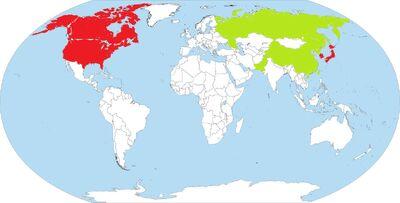 Sino-Japanese War Alliances