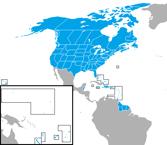 Image United States Map States Expandedpng Future FANDOM - Future map of the united states