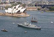 RAN Ships at Sydney
