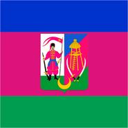 Kuban Head of State flag