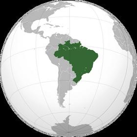 Federative Republic Of Brazil New Empire Of Brazil Future - Federative republic of brazil map