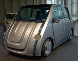 Toyota Pod concept car
