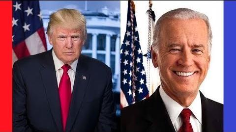 Election Night 2020- Donald Trump vs Joe Biden