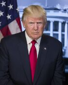 Donald Trump official portrait-2