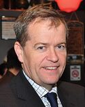 Bill Shorten cropped