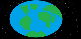 Flag of earth