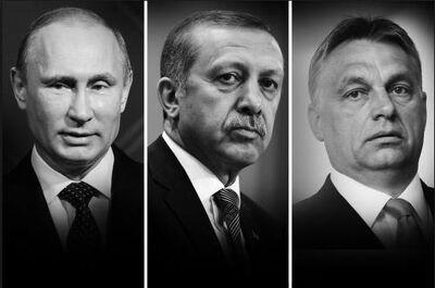 Putin-Erdogan-Orban