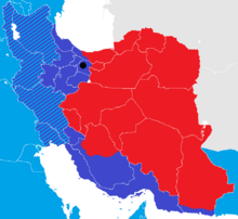 Iran War map 6