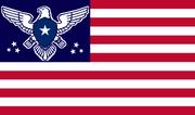 Omaha Colony Flag
