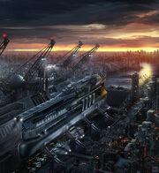 The Omega Nova Colony