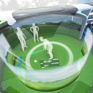 Golf will be able to be played in the future.