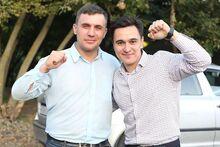 Бондаренко и Жуковский