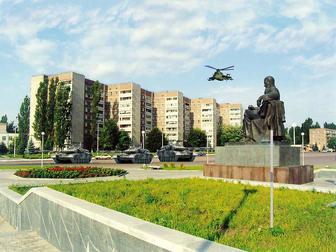 Войска ЗНР в Энергодаре