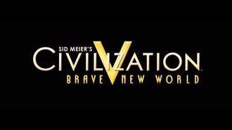 Civilization V Brave New World OST - Intro Music