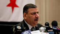 Riad al-Asaad conference