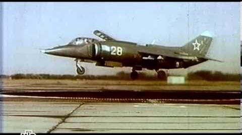 SMOTR Yak-38 in Afghanistan! (English subtitles)