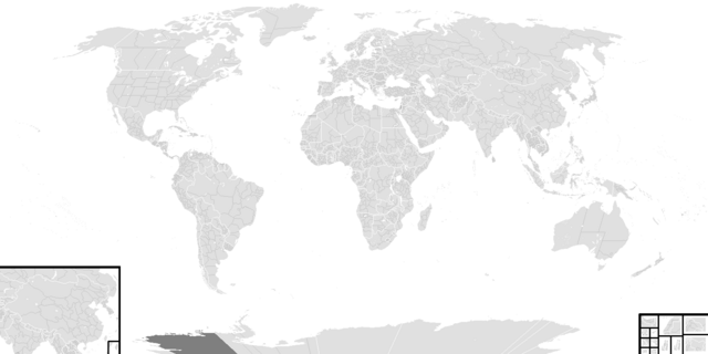 Image BlankMapWorldSubdivisionspng Future FANDOM Powered - A blank map of the world