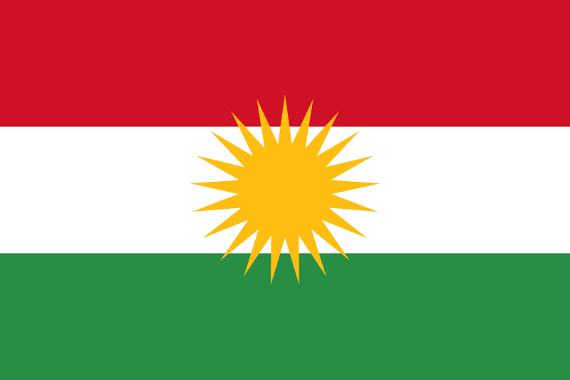 Image Kurdish Syria Flagpng Future FANDOM Powered By Wikia - Syria flag