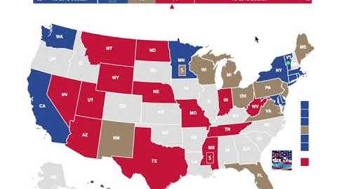 The Biggest Senate Majority Possible for the Republicans
